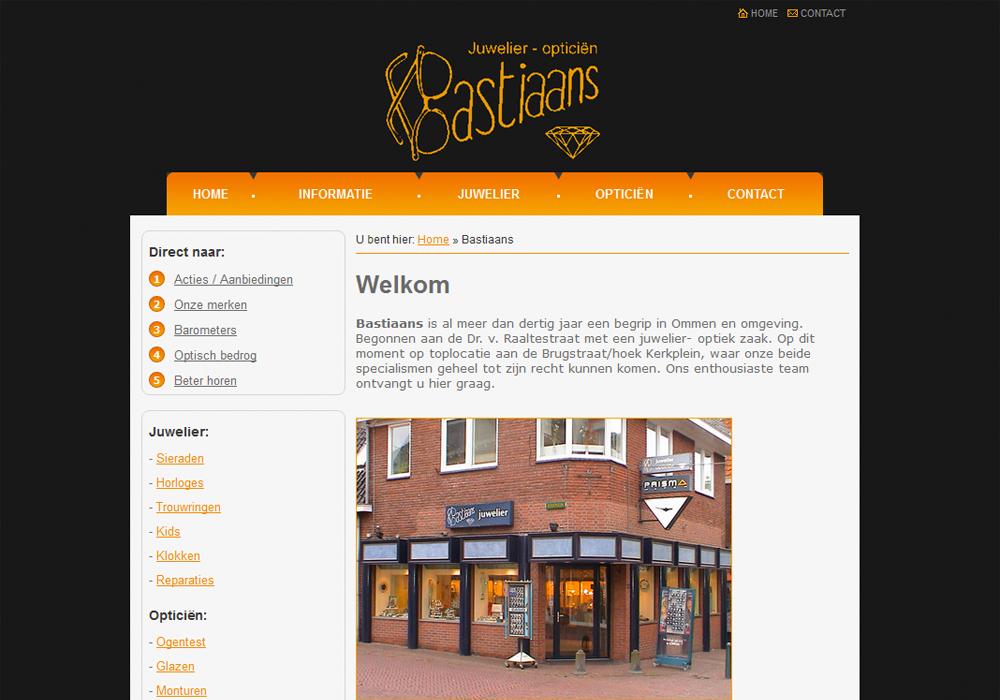 Juwelier & Opticiën Bastiaans